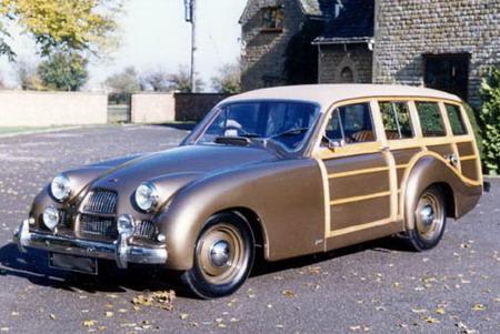 1956 Allard Safari Estate Car