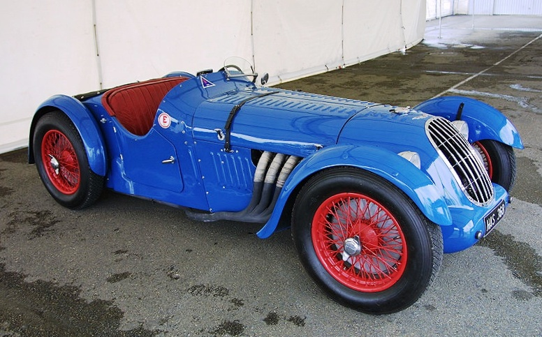 Seater Sports Car