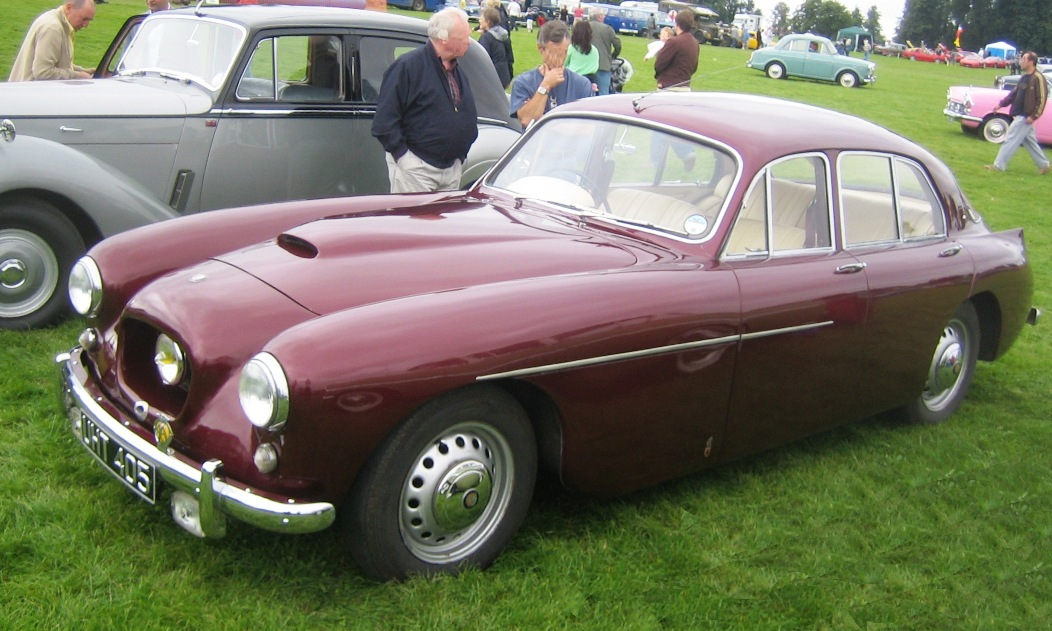 Bristol Cars In Administration Retro Rides