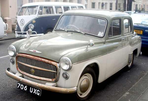 Hillman Minx Cars For Sale