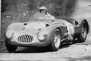 1955 kieft 1100 sports