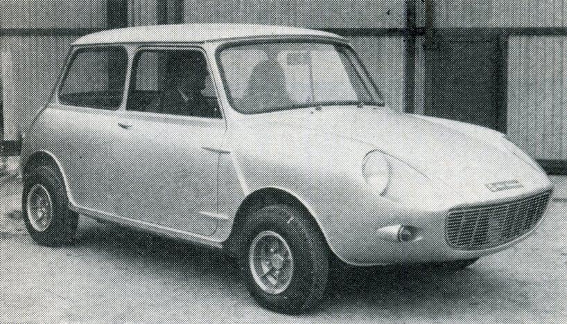 rover mini innenausstattung